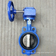 Wafer Soft Sealing Butterfly Valve Cheap Price