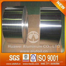 Rouleau de papier d'aluminium de cuisine pour l'usine de cuisson et d'emballage à bas prix