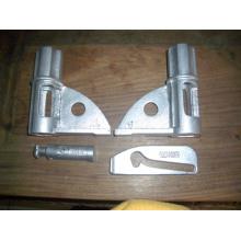 O costume de alumínio morre a carcaça com fazer à máquina do Cnc