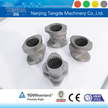 Screw Material for Twin Screw Plastic Extruder