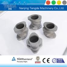 Запасные части Винтовой компонент для экструзионной машины Nanjing Tengda