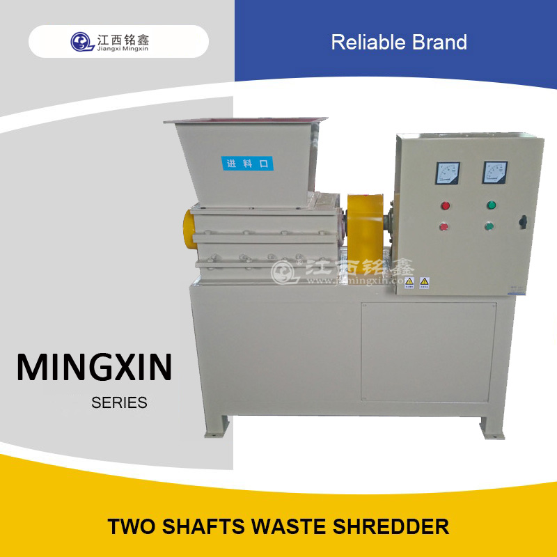 corrugated board shredder machine