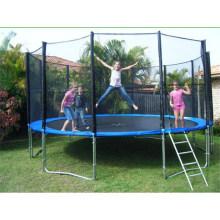 Wholesale Super Bungee Fitness Adult Hexagon Outdoor Trampoline