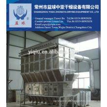 Serie XF Secador de Secado / Secado (Enfriamiento / Horizontal)