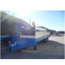 sanxing curving roof k q span panel roll forming machine 1000-400