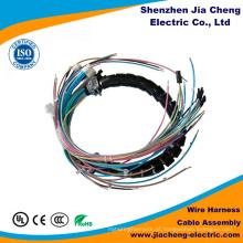 Conjunto de cabo de chicote de fios com aprovação de RoHS