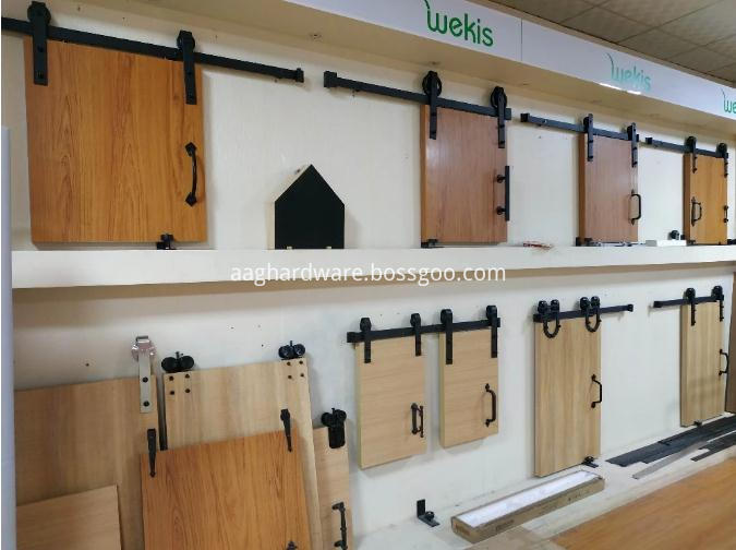 Barn Door Hardware Kits