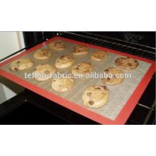 Meilleur qualité FDA LFGB Certifié Custom Silicone Baking Mat Anti-Slip Pastry Silicone Baking Mat