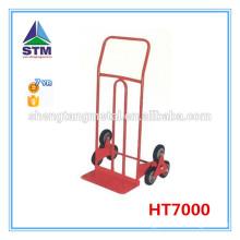 six wheel climb stair trolley