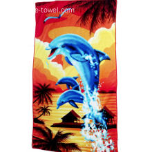 Absorbent Microfiber Drying Washcloth Bath Swimming Towels