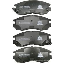 Racing car brake pads brake shoes for toyota corola corolla ae100 ae110