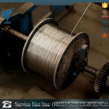 AISI 316 fio minúsculo de aço inoxidável de 0,2 mm fabricado na China com amostra gratuita