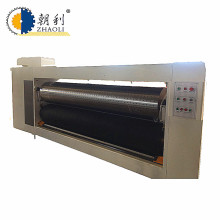 Corrugated Pizza Box Making Machine/rotary Die Cutting Machine Automatic Atuomatic Provided ZHAOLI Brand 1 Year,1 Year