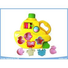 Puzzle Blöcke Spielzeug Schiff Bildung Spielzeug