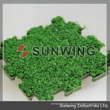 Sunwing recepción outdoor entrelazado hierba kid'play instalación hierba
