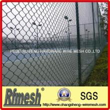 Clôture soudée de treillis métallique / clôtures de fil (fabricant)