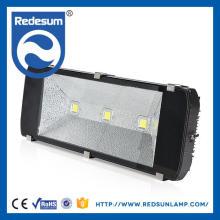 Aluminium étanche à l'eau IP65 150w conduit lumière tunnel
