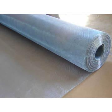Filetage en fer galvanisé en zinc zingué bleu