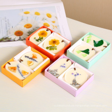 Scented Candle Plate Gift Sets