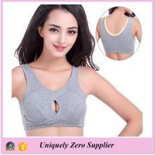 Tecido tecido em malha personalizado para Sexy Sportswear Bra