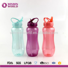 2016 Hot Saleing Sport Portable Plastic Ice Stick Water Bottle BPA Free With Ice Cube Container