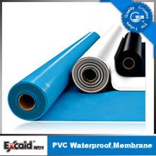 Горячая Распродажа поливинилхлорид ПВХ водонепроницаемая мембрана для крыши/подвала/гаража/тоннеля (ИСО)