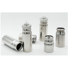Listes des bidons en aluminium MDI