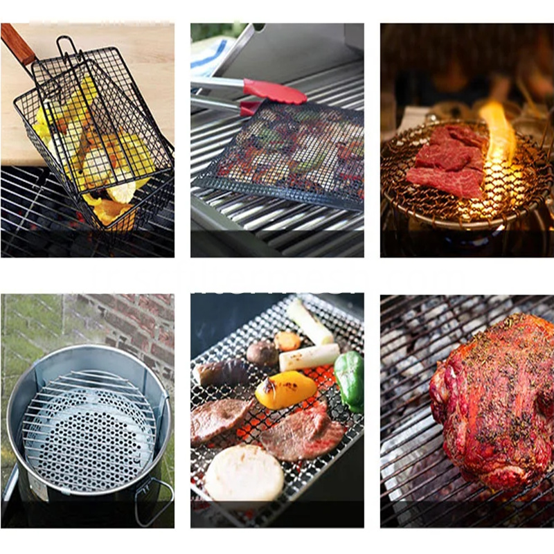 BBQ Grill Wire Mesh