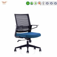 Office Ergonomic Armrest Middle Back Mesh Chair Task Chair (198B2)