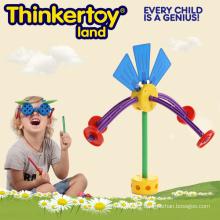 Jouets de construction en plastique Self-Assemble Intelligence Toy