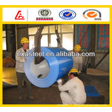 prepainted galvanized steel coil/color coated steel coil