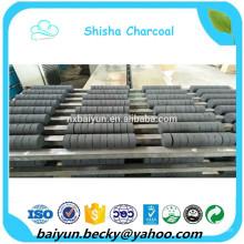 El mejor carbón negro para shisha / hookah