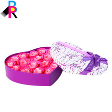 Высокое качество красочные пользовательских картона бумажная упаковывая коробка подарка с ручкой