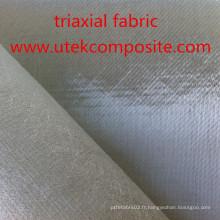 Tissu triaxial en fibre de verre à haute résistance pour pultrusion