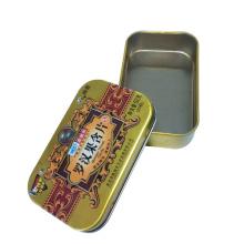 Mini Small Sized Metal Mint Tin Packaging Wholesale