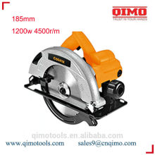Máquina de afilar de sierra circular 185mm 1050w 5000r / m