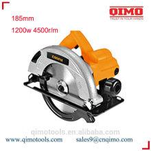 Máquina de afiar de serra circular 185mm 1050w 5000r / m