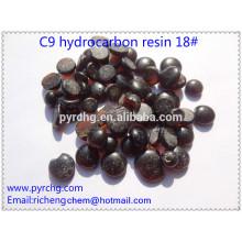 Para melhor resina de petróleo resina de petróleo C9 hidrocarboneto resina 18 #