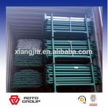 Échafaudages en acier Construction Kwikstage échafaudage