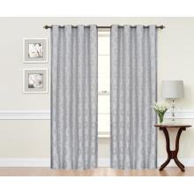Painel de cortinas de tecido com cortinas em jacquard Good Shading