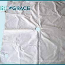 Cobalt Carbonate 50 Micron Polypropylene Material Press Filter Cloth