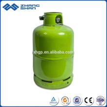 Cylindres de cuisinière à gaz LPG haute sécurité 4,5 kg avec valve