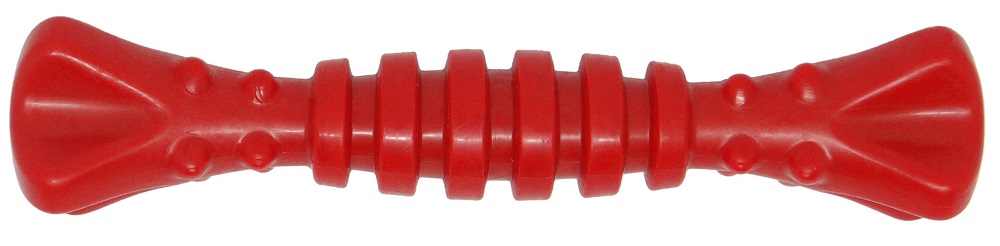 "Percell 7,5 ""Nylon Dog Chew Spiral Bone Strawberry Scent"