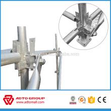 2017 seguridad Q235 AS1576 andamio galvanizado sumergido caliente del kwikstage, andamios de alta calidad