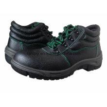 Chaussure de sécurité cuir embossé base (HQ602)