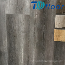 Piso de madera compuesto del PVC WPC del piso superficial de madera de roble