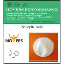 Fournir un supplément nutritionnel de haute qualité - acide salicylique