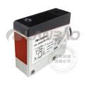 Sensor fotoelétrico de reflexão repolarizada (PTL DC4)