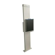 Вертикальный держатель баки груди стоять применимый к доктору ЧР легкого и доступен в фиксированной или мобильной версии с беспроводным управлением