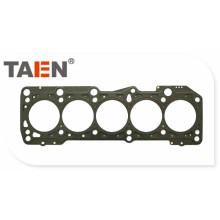 Junta de culata acero inoxidable coincidir con muchas para las cubiertas de motor de Audi (074103383AG)